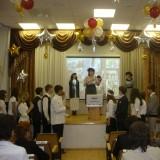Последний звонок, 9 класс 2011 год