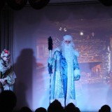 Новогодний спектакль «Волшебный лес»