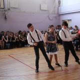 Конкурс танцев 5-8-е классы 2017