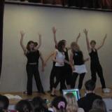 Танцевальный конкурс 2007