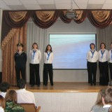 Выступление учителей