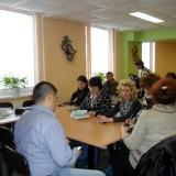 Комиссия по питанию, апрель 2011