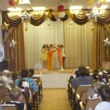 Окончание 1 класса, 2011 год