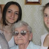 В гостях у труженика тыла  Прокофьевой Маргариты Николаевны