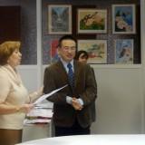 Городской конкурс творческих работ  «Здравствуй, Китай!»