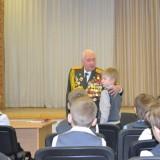 Встреча с ветераном, 2013 г.