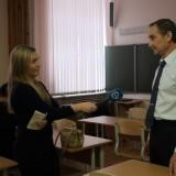 Дружественный визит: Судак-Екатеринбург, школа № 76!
