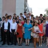 Выпускной вечер 2011-2012, 9 класс